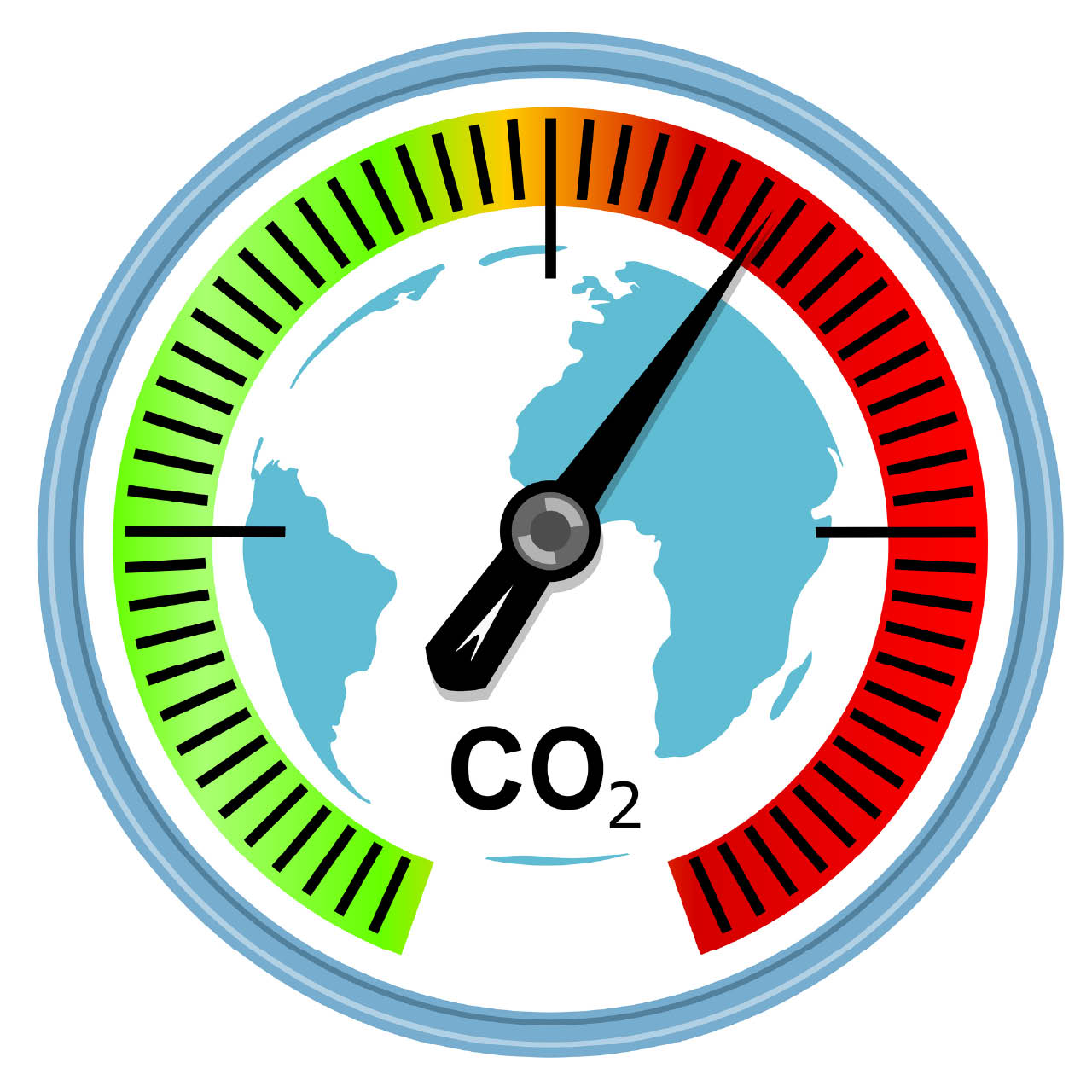 How bad could the effect of CO2 on the Earth become?